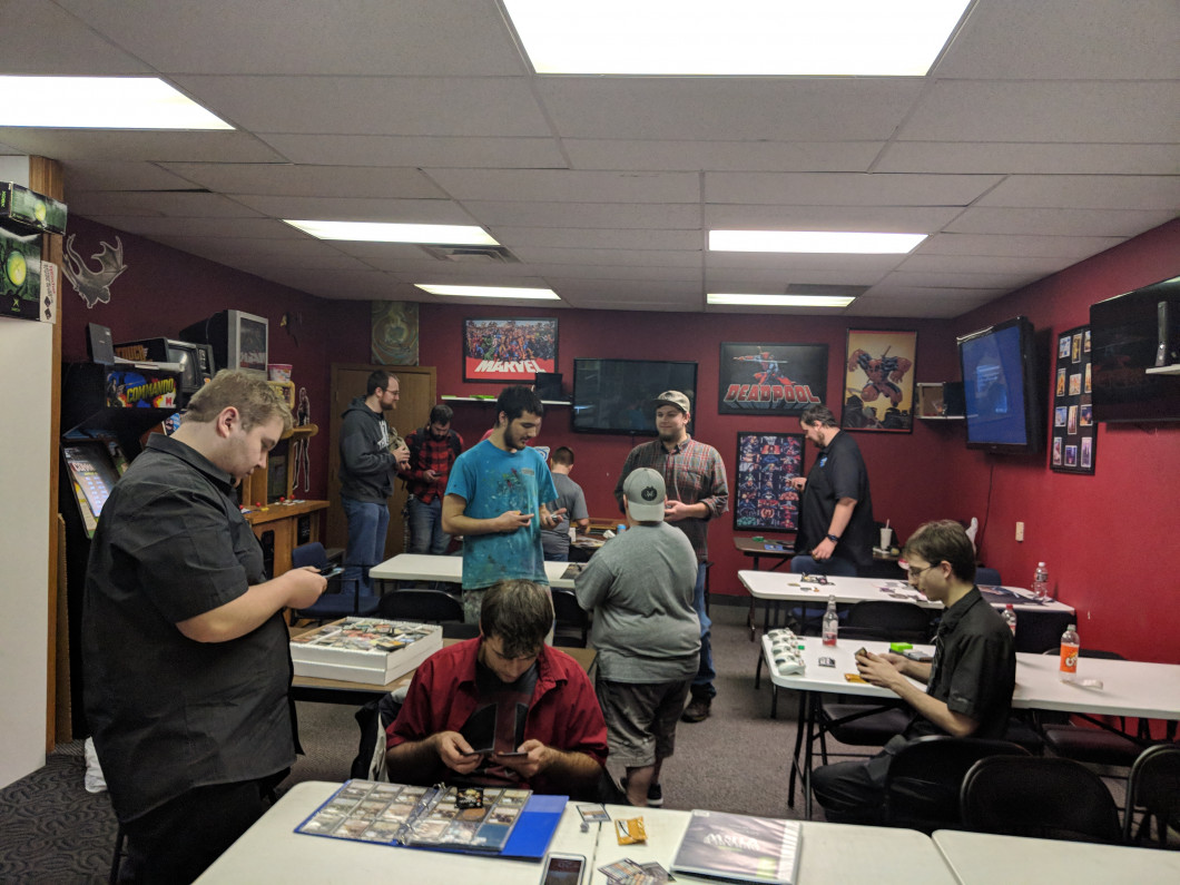 LGS Electronics Game Room Events